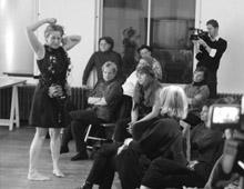 Souffles en Ut Mineur (symphonie) – New York
